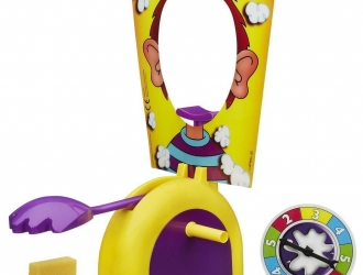 古老玩具焕发新生!孩之宝Pie Face走红英美市场