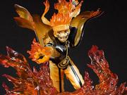 漩涡鸣人手办 火影忍者漩涡鸣人九喇嘛版公布