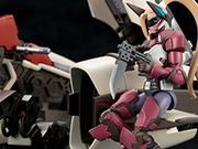 寿屋单兵Rose:第一位女性角色拼装模型登场!