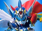 万代高达新品 高达SDX神圣骑士飞翼高达模型