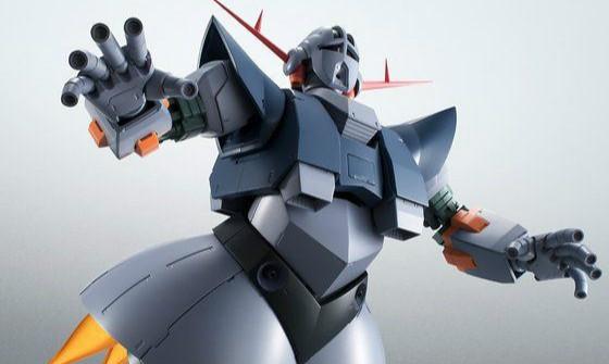 万代 ROBOT魂 《机动战士高达》 MSN-02 「基翁号 A.N.I.M.E.版本」