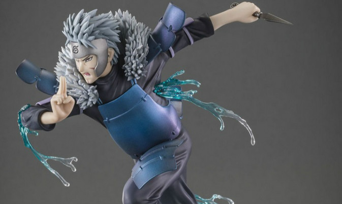 Tsume-Art XTRA Figures《火影忍者疾风传》千手扉间 Tobirama Senju