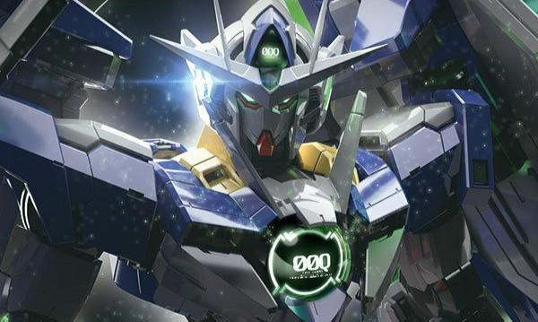 万代 MG《机动战士高达00》GNT-0000/FS 量子型00全刃式