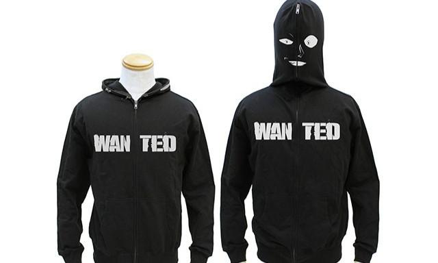 比利治玩家《名侦探柯南》「柯南的犯人」连帽外套