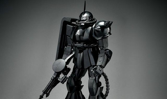 STRICT-G×mastermind JAPAN  PG《机动战士高达》扎古II mastermind JAPAN Ver.