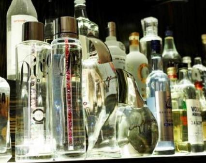 全球最贵伏特加被盗  6千克藏品130万美元