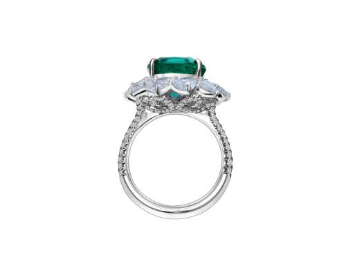 MONETA推出Noblest Chapter系列高级珠宝,这几款有多特别?