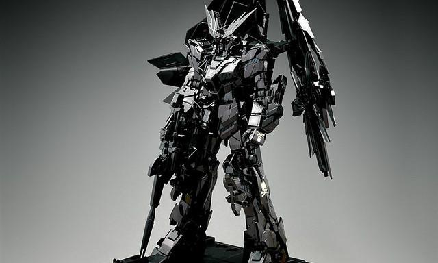 STRICT-G×mastermind JAPAN PG 独角兽高达3号机 mastermind JAPAN Ver.