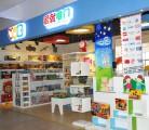 玩具加盟店的产品陈列有门道