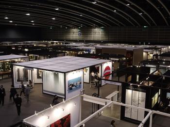 古玩艺术界名人齐见证  国际古玩展2012盛大开幕