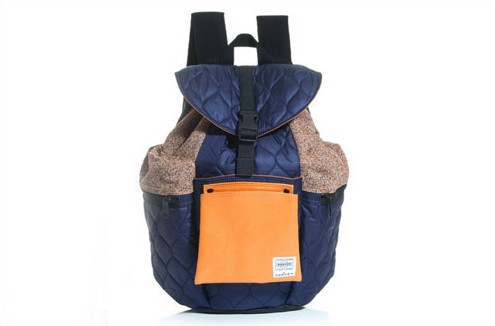 Carven 联合日本著名制包品牌 Porter 推出新款背包