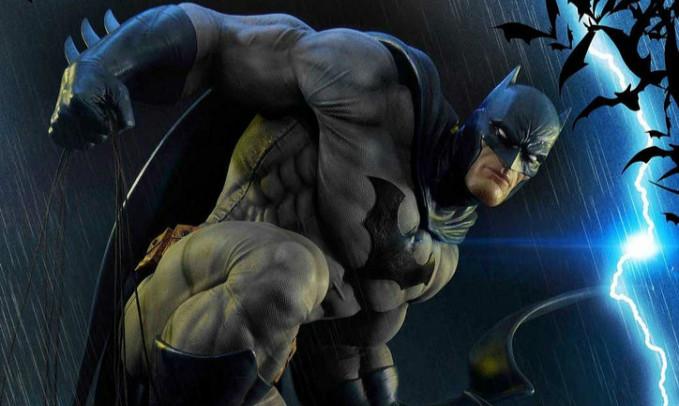 Prime 1 Studio《蝙蝠侠:寂静》蝙蝠侠 1/3 比例全身雕像作品