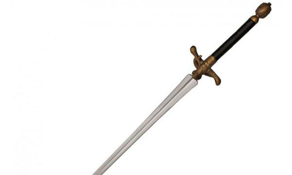 ThinkGeek《冰与火之歌:权力游戏》缝衣针 泡棉制道具剑