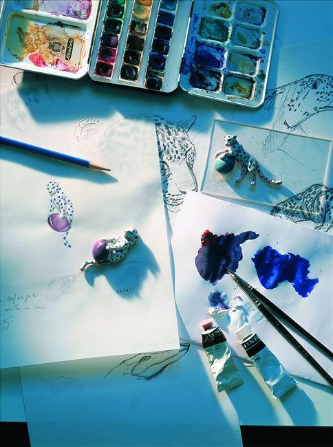 探究 Cartier(卡地亚)高级珠宝诞生