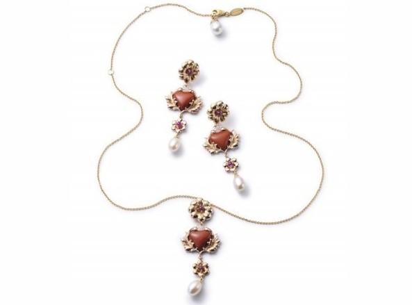 Dolce & Gabbana(杜嘉班纳)2013春夏系列珠宝