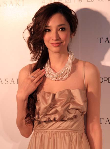 日本顶级珠宝品牌 TASAKI 上海淮海中路店开幕