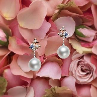 夏日珠宝| Mikomoto Flowers of Hope让你在汗流浃背的夏天不输温婉