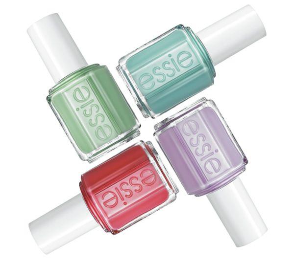 Essie 2013 度假系列的指甲油