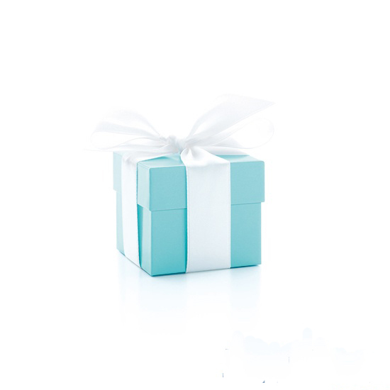 优雅格调 蒂芙尼(Tiffany)蓝色礼盒面世