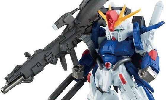 万代 FW GUNDAM CONVERGE 特别弹 EX21 「全装甲ZZ高达」