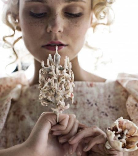 另类植物珠宝演绎奢华奇迹