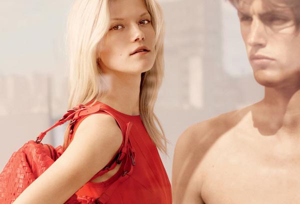 Bottega Veneta 2012度假系列大片曝光