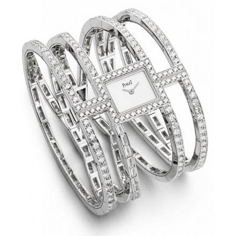 伯爵巴黎古董双年展推出全新腕表珠宝