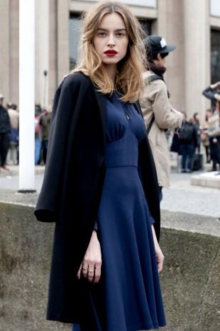 2013巴黎时装周时尚街拍盘点