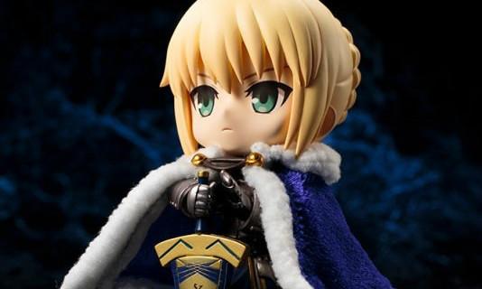 Cu-poche 口袋人《Fate/Grand Order》Saber/阿尔托莉亚・潘德拉冈