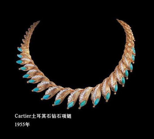 记载社会变迁的卡地亚古董珠宝