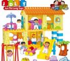 骏达隆益智积木玩具对宝宝成长有哪些好处