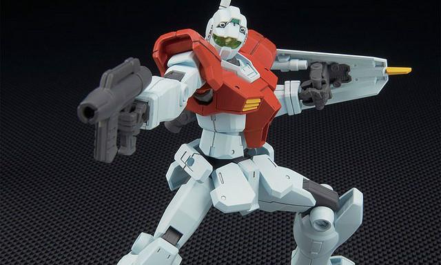 万代 HGBF 1/144《高达创战者 GM的逆袭》GM/GM 吉姆、扩充武器组