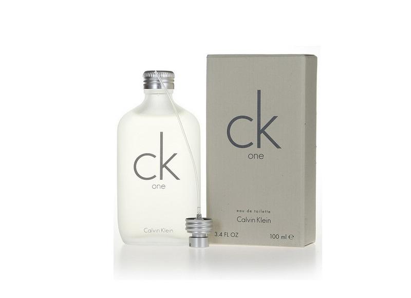 calvin klein香水 简约的香水味