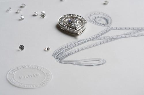 Chaumet(尚美)12 Vendome 系列高定珠宝即将亮相