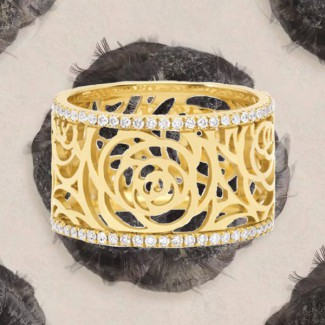 经典不过山茶花,你与优雅之间还差一件CAMÉLIA珠宝