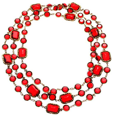 庆祝香奈儿小姐129岁诞辰 呈献收藏珠宝首饰系列