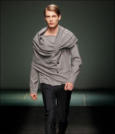 Josep Abril 品牌2013秋冬男装系列