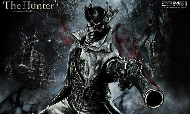 Prime 1 Studio 《血源诅咒: 远古猎人》猎人(Hunter)