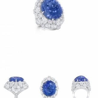 Graff格拉夫以精雕宝石 全新呈现高级珠宝与珠宝表