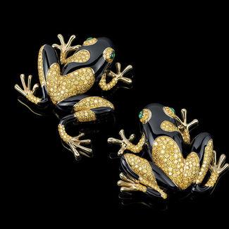 进入蒂芙尼2016 Blue Book高级珠宝奇幻的动物世界