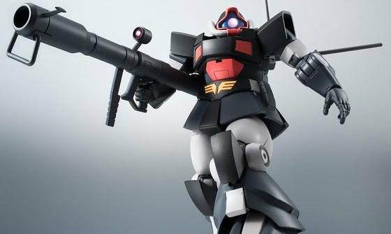 万代 ROBOT魂 〈SIDE MS〉 YMS-09 「大魔原型机」 ver. A.N.I.M.E.