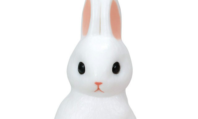 Epoch「回眸兔」扭蛋