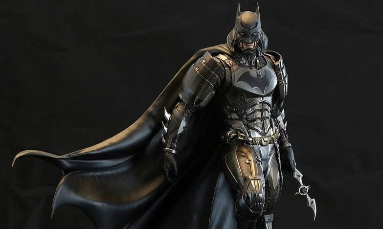 XM Studios®【武士魂:蝙蝠侠】BATMAN 1/4 全身雕像