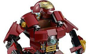 LEGO 76031 The Hulk Buster Smash 「反浩克装甲」