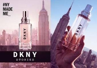 """DKNY - """"纽约故事淡香精"""" 充满精彩故事的香氛 带给你刺激、快乐、迷人的全新感官体验"""