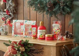 香草集 - 欢庆岁末冬季耶诞节,窝心好礼传递温暖情意 2018年11月限量上市!
