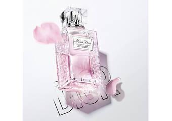 """Dior - 全新""""花漾迪奥美体滋润精油""""丝滑细致  轻盈愉悦 以格拉斯玫瑰 温柔轻拥"""