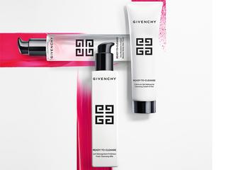 GIVENCHY -【全能洁肤系列】全能清新温和洁肤仪式 卸妆洗脸做好,迎接肌肤完美的开始!