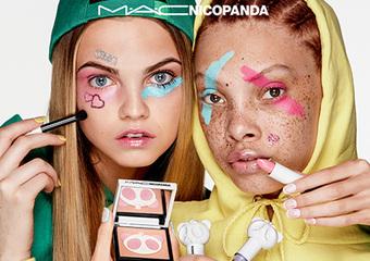 M‧A‧C - M‧A‧C X NICOPANDA 限量联名彩妆 2018年 4月 萌力觉醒!