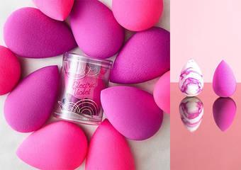 beautyblender - 风靡全球第一美妆神器2019惊爆美妆界 全新里程预备跑 完美妆容无极限 2019年01月上市